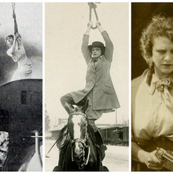 Badassery: The First Fearless Stuntwoman