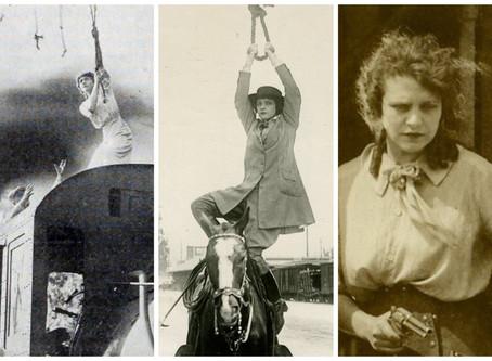 Badassery: The First Fearless Stuntwoman