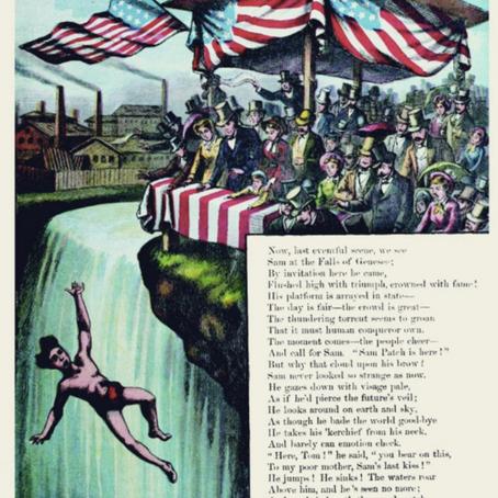 Badassery: America's First Daredevil