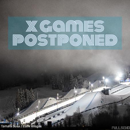 X Games Chongli Canceled on Coronavirus Concerns
