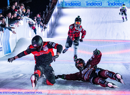 Red Bull's Crashed Ice is Now Called Ice Cross