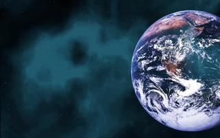 De wereld en de aarde