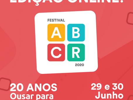 Festival ABCR 2020 será maior, melhor e online