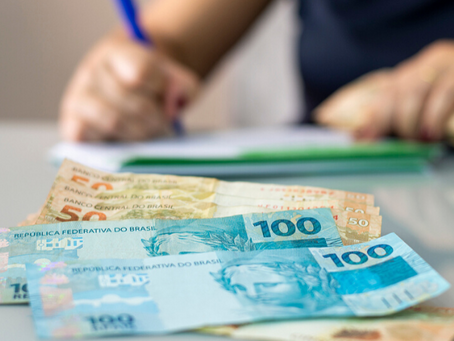 O que existe entre a captação de recursos e a prestação de contas