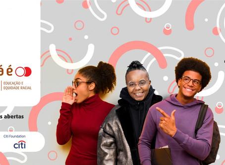 Programa Já É: Educação para Equidade Racial