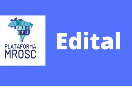 Edital Fundo OSC 02/2020: Fundo Emergencial para ações de OSC no combate à pandemia