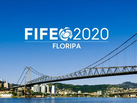 FIFE 2020 adiado para os dias 25 a 28 de agosto