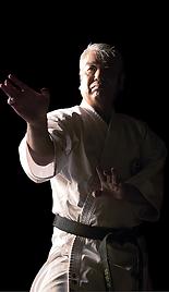 Ryuji Kanazawa - 金澤 龍司(かなざわ りゅうじ):剛柔流