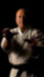 asuo Shimoji - 下地 康夫(しもじ やすお):上地流