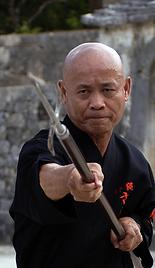 Takashi Kinjyo - 金城 孝(きんじょう たかし):古武道