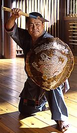 Masakazu Kinjyo - 金城 政和(きんじょう まさかず):古武道