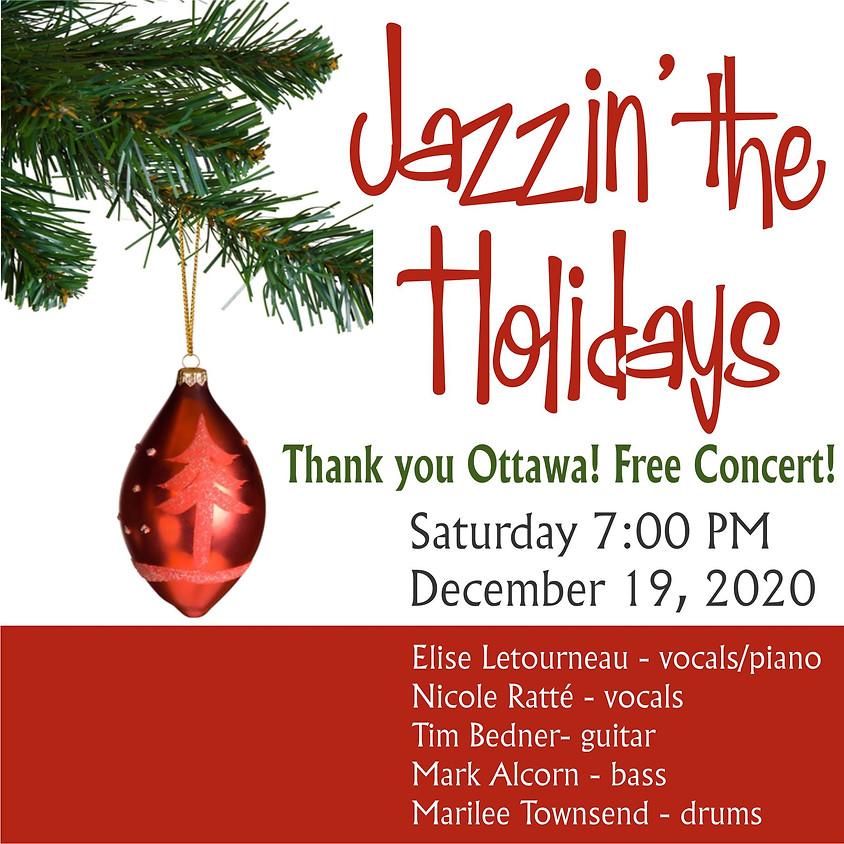 Jazzin' the Holidays - Free Concert