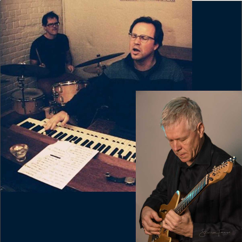 Garry Elliott Guitar/Organ Trio