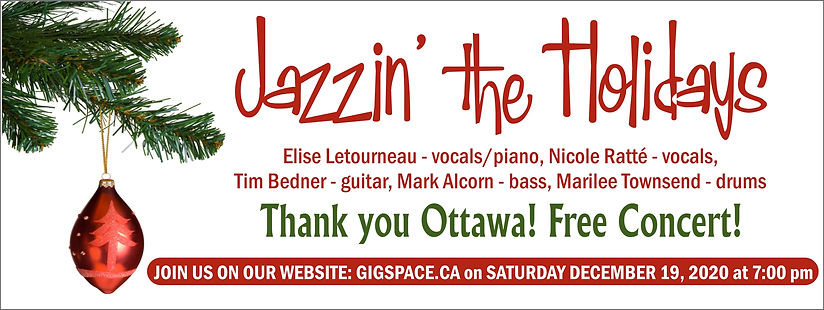 Jazzin' the Holidays  facebook main phot