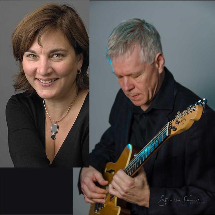 SOLD OUT! Christine Fagan & Garry Elliott