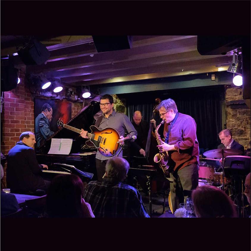 Cancelled - Carlos Jiménez Quintet