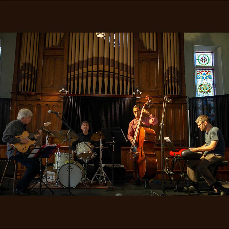 Elliott/Boudreau Quartet - Sold Out!
