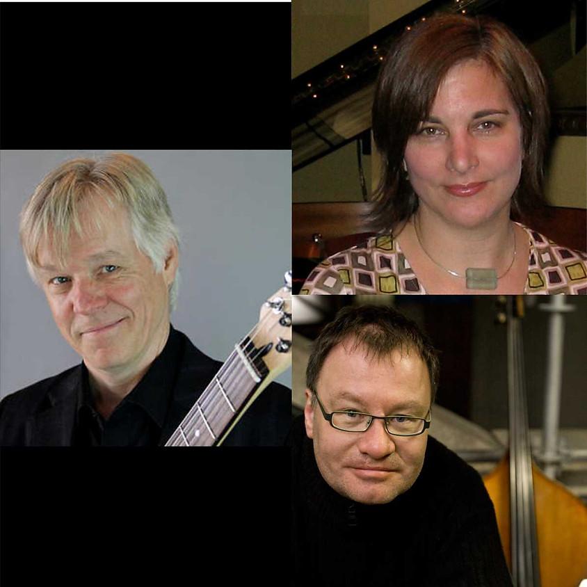 Cancelled - Garry Elliott Trio