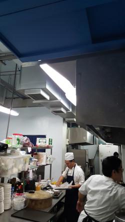 餐廳(廚房)