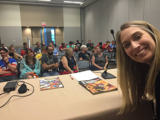 Teaching World War II Literature with Graphic Novels & Comic Books at Phoenix Comicon