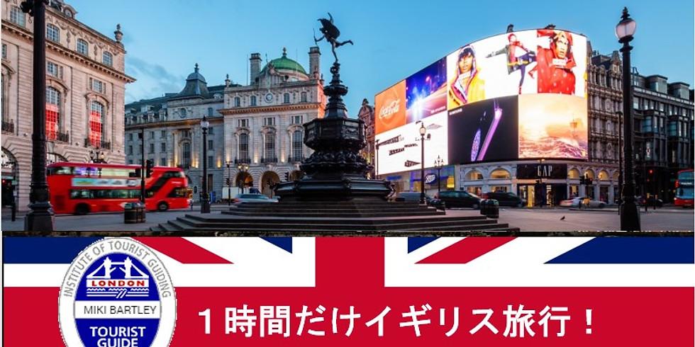 大人気!公認ガイドによるロンドン中心地の観光