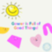 Copy of Multicolored Happy Shapes Connec