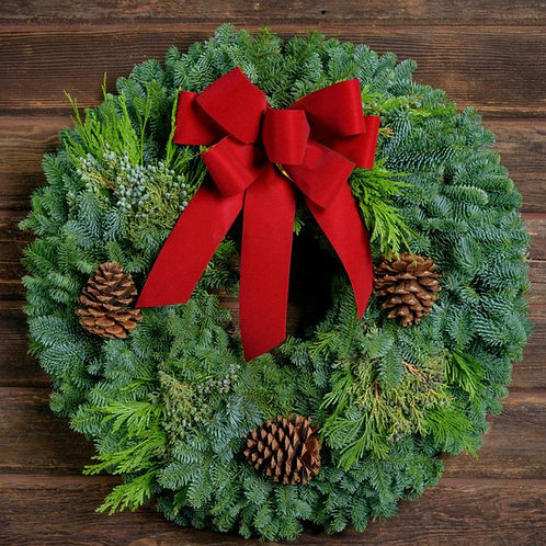 Lynch Creek Farm Seasonal Wreaths