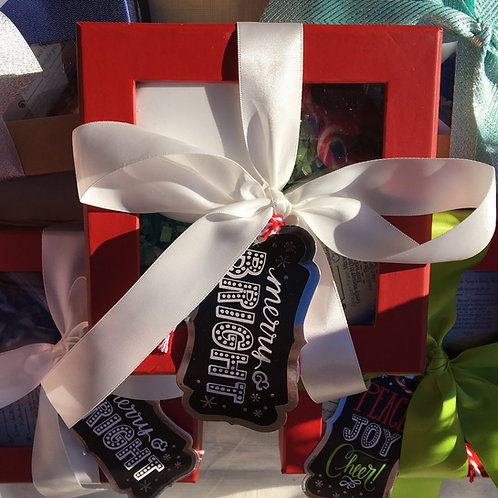 Candy Cane Gift Set
