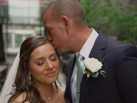Wedding at The Frazier Art Museum Louisville Ky: Justin and Katie