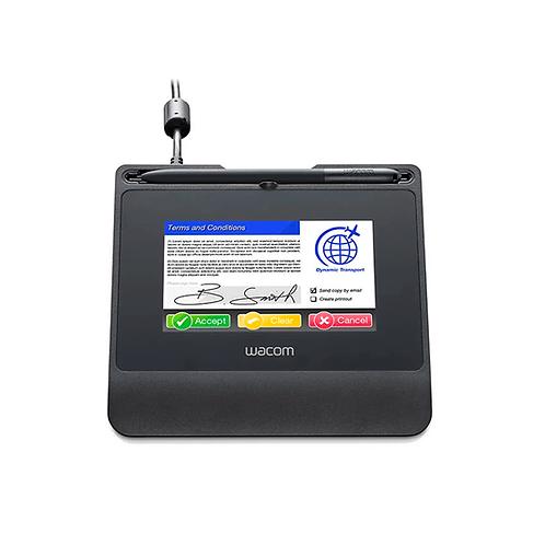 """WACOM TABLETA LCD DE FIRMA STU-540 (PANTALLA LCD A COLOR DE 5"""")"""
