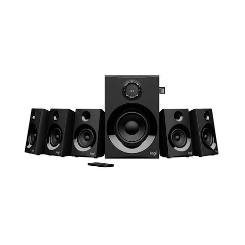 LOGITECH Z607 PARLANTES 5.1 SONIDO ENVOLVENTE FM & BLUETOOTH