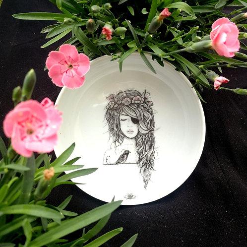 Bol Princesse Pirate rose