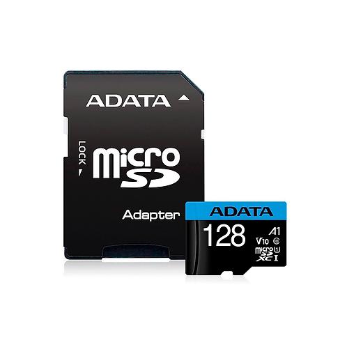 ADATA MEMORIA MICRO SD 128GB CLASE 10