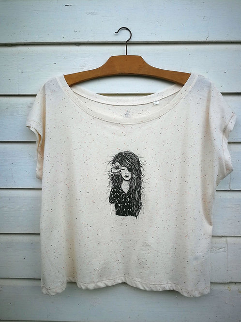 T.Shirt princesse Pirate with
