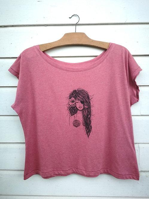 T.Shirt Mermaid pirate
