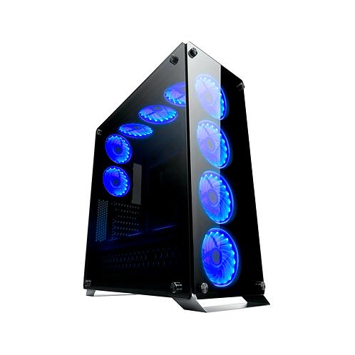 GC-801 IRONHIDE PC CASE GAMER REDRAGON