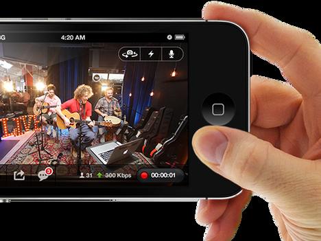 Nu lär vi Sverige filma med mobilen