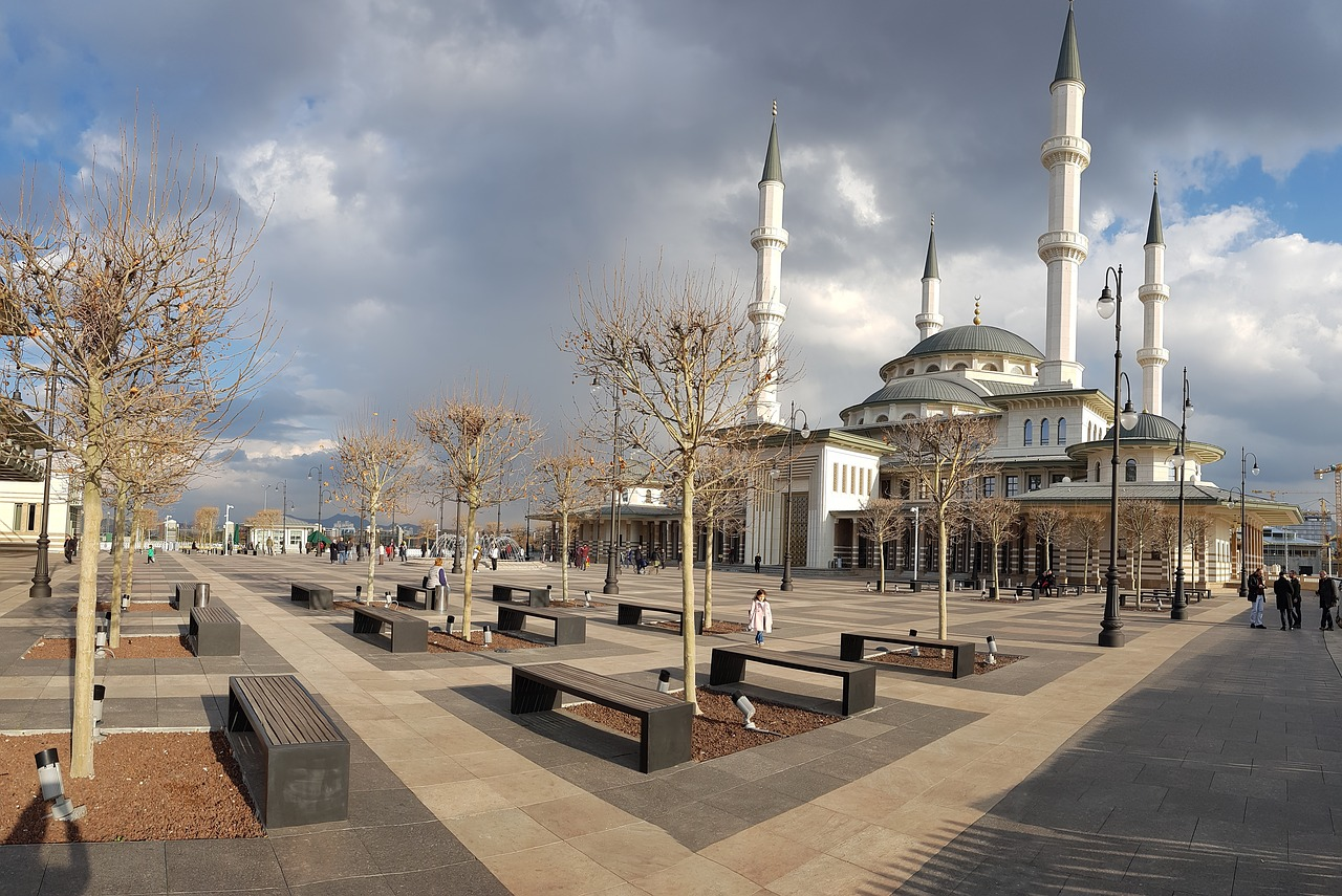 The Bestepe Mosque