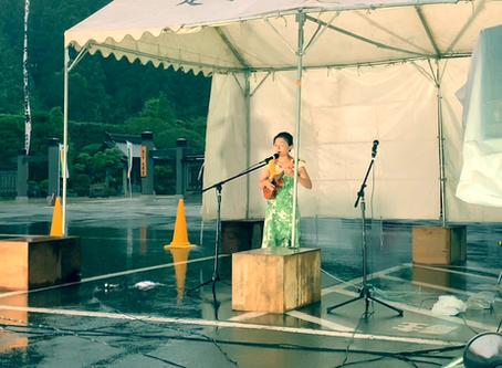 雨のホタルまつり@定義山 <下書きのまま今日を迎えました!ごめんなさい。>