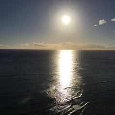 Sunset @ Waikiki