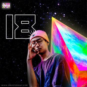 """""""18"""" - CM (Album Cover)"""