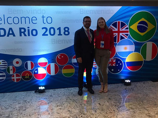 CONGRESSO MUNDIAL DE SEGUROS - AIDA RIO 2018