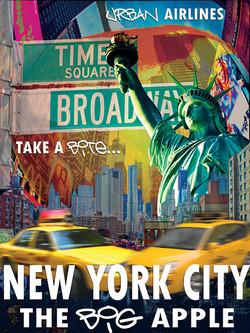 NYC: The Big Apple