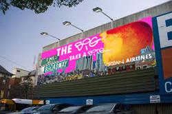 NYC: The Big Apple - Billboard