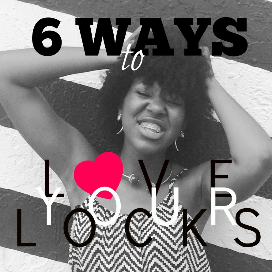 6 Ways to Love Your Curls