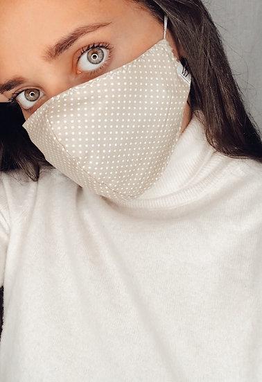 Camel dots - Face Mask