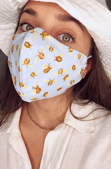 Bee - Face Mask