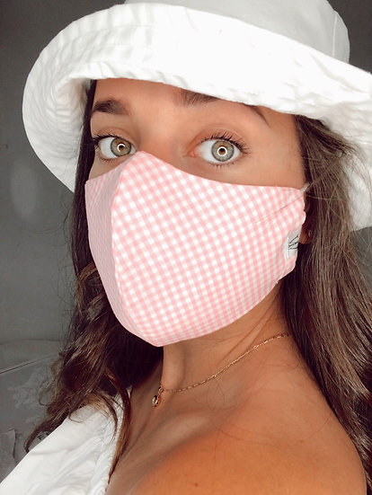 Squares - Face Mask
