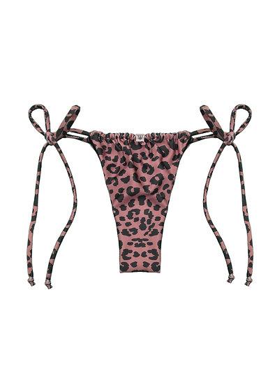Ttie-up bottom -  leopard