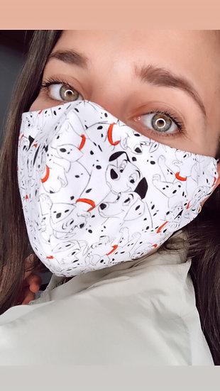 Dalmatas - Face Mask
